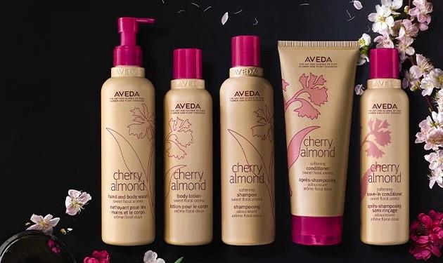 Cherry Almond Hair & Body Care